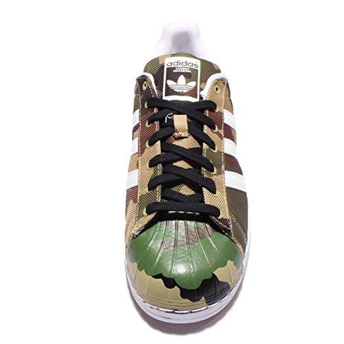 adidas Originals Superstar - Zapatillas deportivas para hombre, diseño de camuflaje