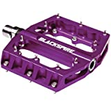 Blackspire Pedal Sub4 Purple Cnc Alloy Cro-Mo Axle