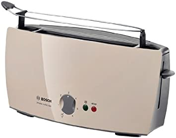 Bosch TAT 60088 - Tostador de ranura larga: Amazon.es: Hogar