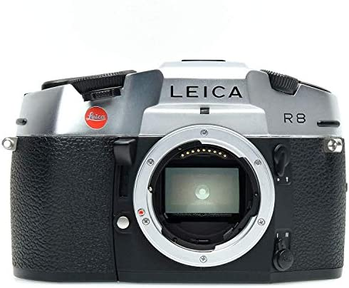Amazon Com Leica R8 35mm Film Camera Body Mint With Case And Strap Camera Photo