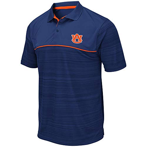 - Mens Auburn Tigers Levuka Polo Shirt - L