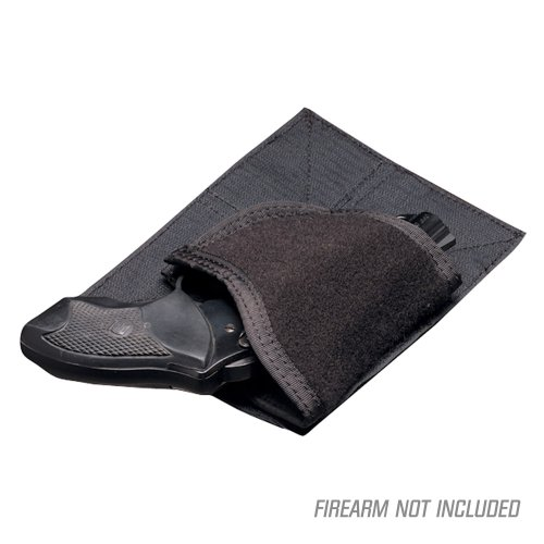 Nylon 5.11 Vest Tactical (5.11 Tactical Pistol Holster Pouch, Standard Sidearm and Adjustable Locking Straps, Style 59002)