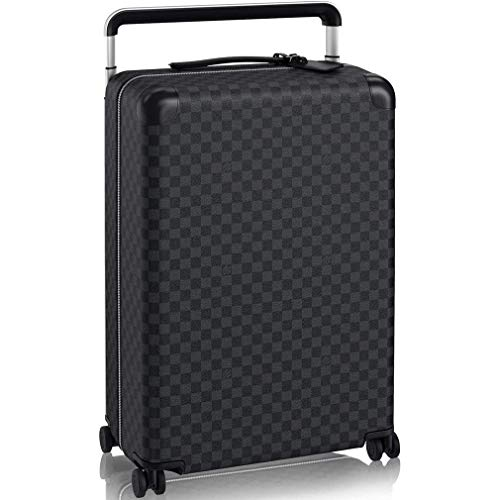 Louis Vuitton Damier Graphite Canvas Horizon 70 Travel Luggage Bag Article: N41646 Made in France (Louis Vuitton Damier Graphite)