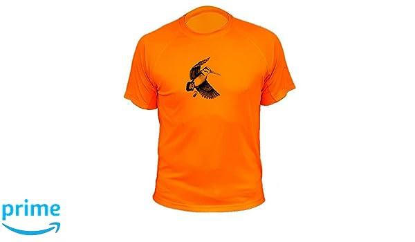 Camiseta de Caza, Becada, Regalos para Cazadores: Amazon.es: Deportes y aire libre