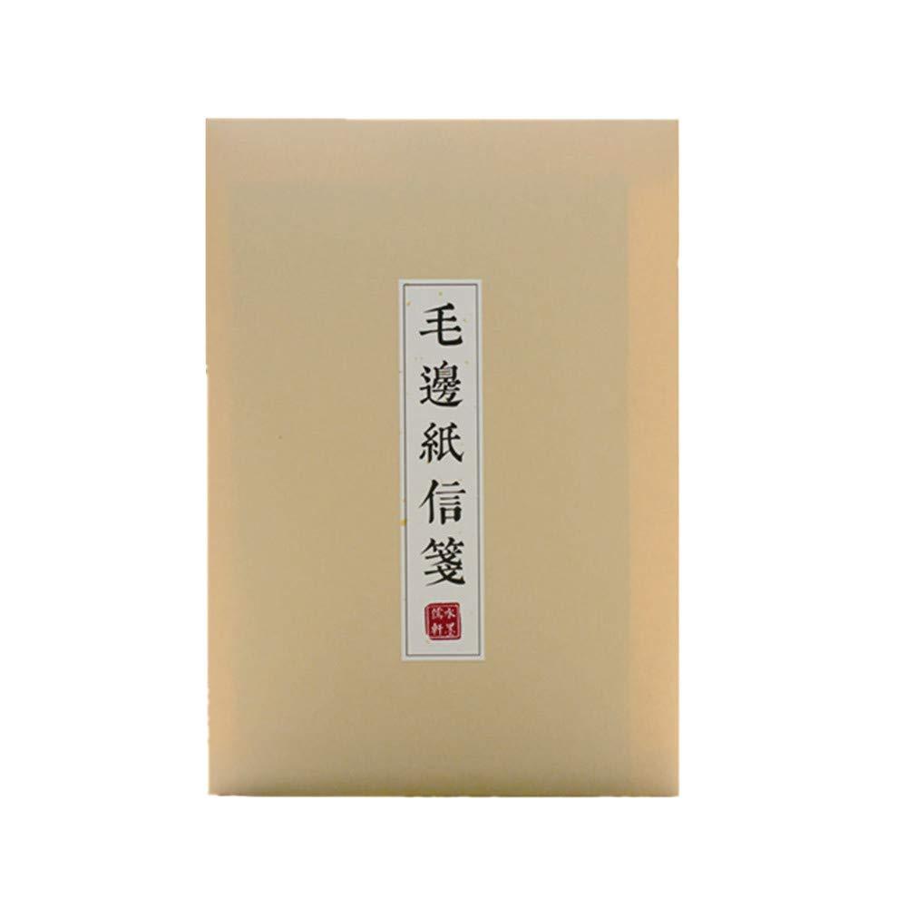 HM038 Hmayart Top Quality Small Sheet Xuan Paper for Brush Calligraphy & Xieyi Sumi Ink Paintings (Ancient Tone Xuan Paper) by Hmayart