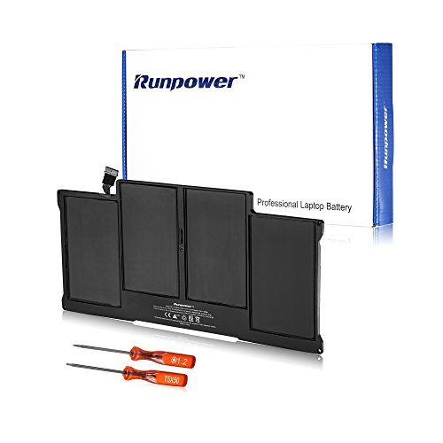 Runpower Replacement Battery for MacBook Air 13