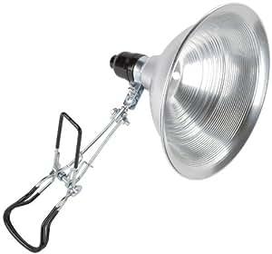 Bayco SL-301B4 8.5 Inch Clamp Light with Aluminum