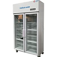 2 Door Hospital Medicine Medical cooler Pharmacy Clinic Refrigerator