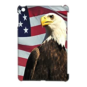 VNCASE American Flag Phone Case For iPad Mini [Pattern-1] by supermalls
