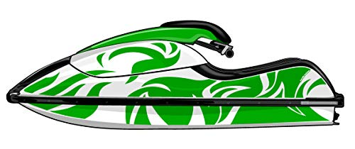 Exotic Signs Kawasaki 800 SX-R Tidal Wave Graphic kit - EK0030K800