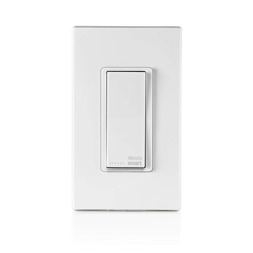 Leviton Dw15s 1bz Decora Smart Wi Fi 15a Universal Led Incandescent 3 Way Switch Flickering No Hub Required Works With Amazon Alexa Tools Home Improvement