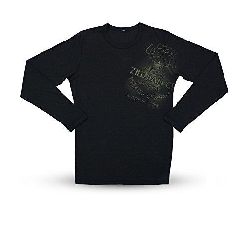 Zildjian Stamp Thermal Shirt Size
