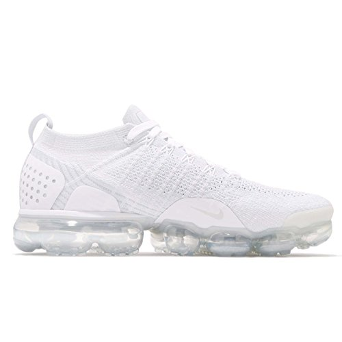 White Multicolore Basse NIKE Flyknit Football Vapormax da 2 Grey Scarpe Uomo Ginnastica 105 White Vast Air Grey AAxvUq0z