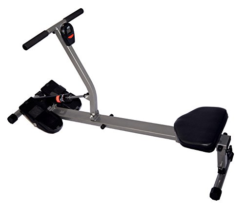 Rowing Machine Workout Abs Arms Legs and Back Home Gym Exerciser