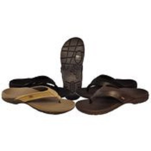 Del Mar Mens Flip Flop - Dark Brown, Mens 9