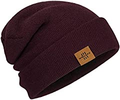 Beanie for Men, Comfortable Breathable Soft Beanie, Winter Hats for Women and Men, Gifts for men