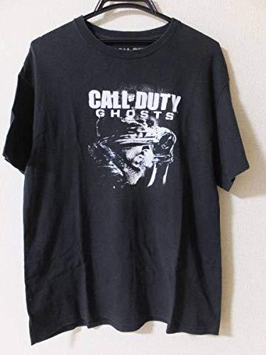 CALL OF DUTY GHOSTS Tシャツ Lサイズ 黒 ブラック PS4