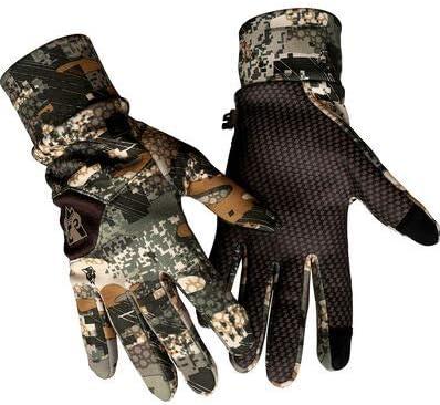 Rocky Womens Moisture Wicking Camo Gloves Size Small RVC
