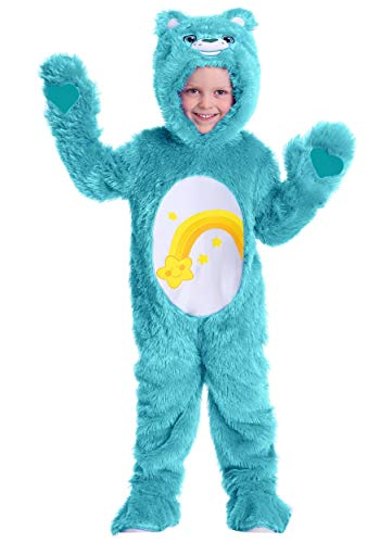 Care Bears Toddler Wish Bear Costume 4T Blue