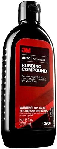 3M Auto Care Rubbing Compound