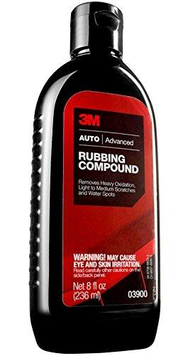 3M Auto Care Rubbing