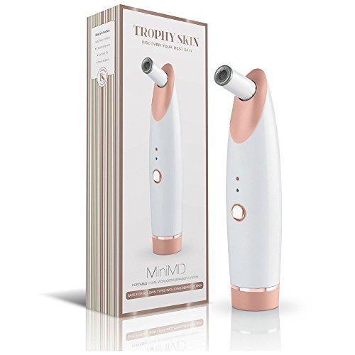 Trophy Skin MiniMD Handheld Microdermabrasion Device