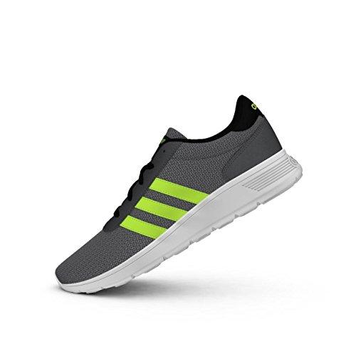 42 Tennis Homme Lite amasol negbas Eu Chaussures De Noir Racer Adidas grpudg dXIvwX