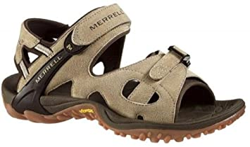 11b8f424e9ed Image Unavailable. Image not available for. Colour  Merrell Chameleon II  Kahuna Sandal - Classic Taupe ...