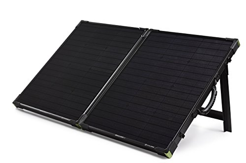 Briefcase Briefcases (Goal Zero Boulder 100 Briefcase, 100 Watt Monocrystalline Solar Panel)