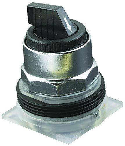 9001KS53B - Rotary Switch, 3 Position, 600 V (9001KS53B)
