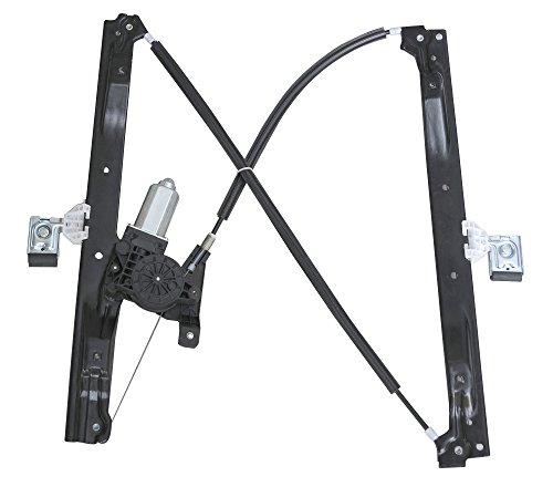 chevy trailblazer window motor - 2