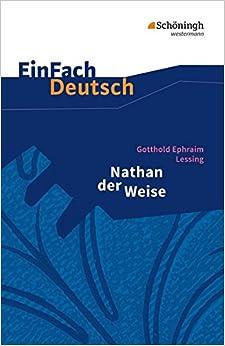 Book Einfach Deutsch: Einfach Deutsch/Lessing/Nathan Der Weise (German Edition)