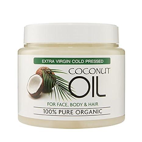 huile de coco bio corps