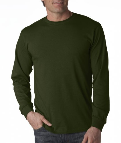 Adult Army Green T-shirt - 2
