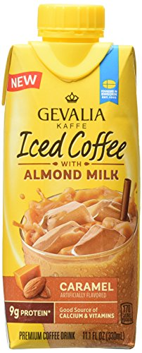Gevalia Flavored Coffee Almond Caramel