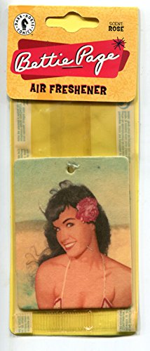 bettie-page-air-freshener-photo-shot-by-bunny-yeager-unused-mip-rose-scent