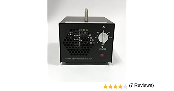 Profesional Generador de Ozono 5000 mg/h 5 G/H temporizador para ...