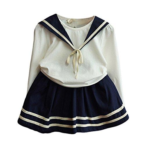 White Sailor Suit - 6