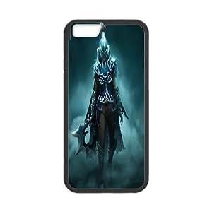 iPhone6s Plus 5.5 inch Phone Case Black dota 2 WQ5RT7461395