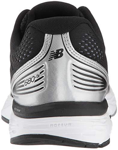 Pour Homme New Cushioning silver Chaussures Black M680l Balance rwIXxIqU