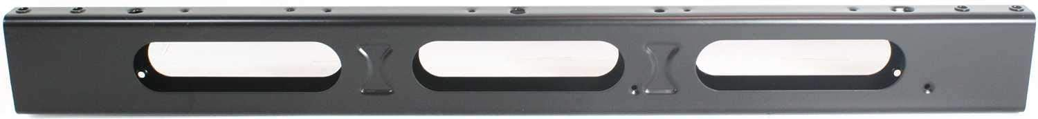 Radiator Support Compatible with 2002-2008 Dodge Ram 1500 Upper and Lower Tie Bar Set of 2