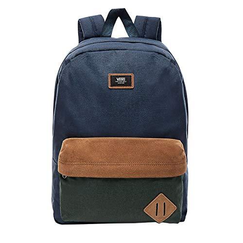 aac985e329 VANS Old Skool II Backpack Dress Blues Darkest Spruce Schoolbag VN000ONIROX Rucksack  Vans bags