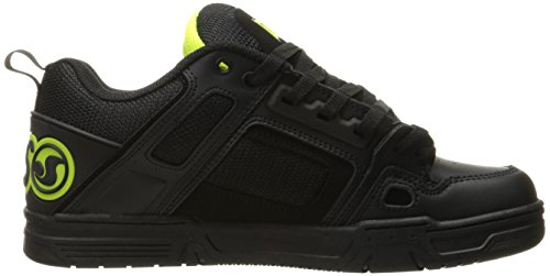 Dvs Mens Comanche Scarpa Da Skateboard In Nubuck Color Lime