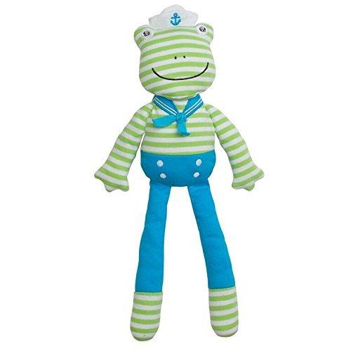 (Oragnic Farm Buddies Skippy the Frog 14