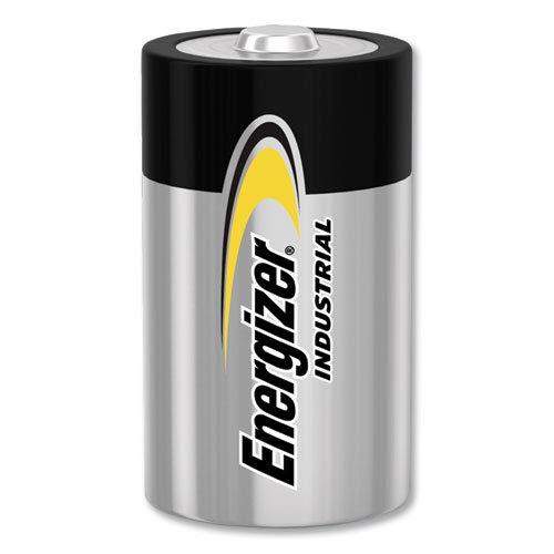 Energizer EN95 1.5V D Industrial Battery ***PACK OF 72*** by Energizer