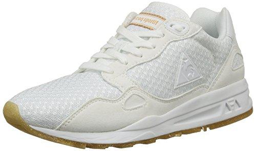 Le Coq Sportif Lcs R900 W Sparkly - Zapatillas de deporte Mujer Blanco - Blanc (Optical White)