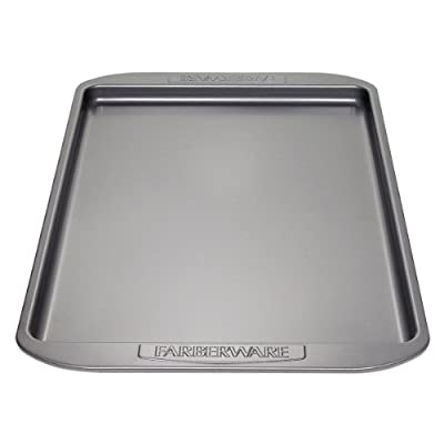 Farberware Nonstick Bakeware 11-by-17-Inch Cookie Pan
