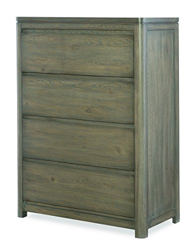 Legacy Classic Kids Big Sky 4 Drawer Chest in Weathered Oak 6810-2200 - Legacy Classic Kids Furniture