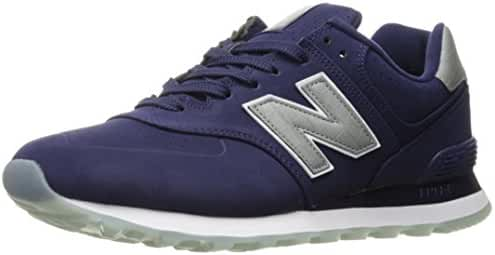 New Balance Men's 574 Lux Rep Lifestyle Fashion Sneaker