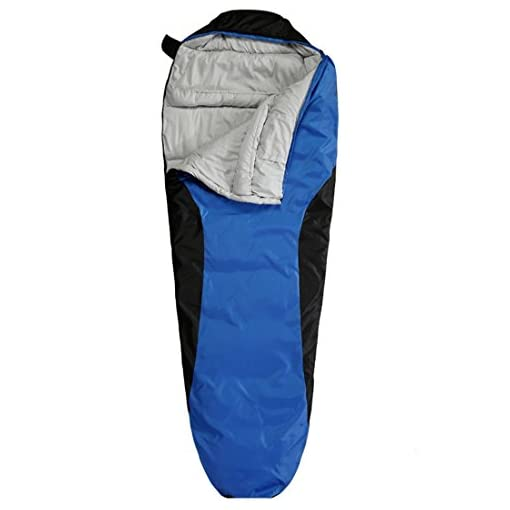 FARLAND Camping Sleeping Bag-Envelope Mummy Outdoor Lightweight Portable Waterproof Perfect for 20 degree Traveling,Hiking Activities